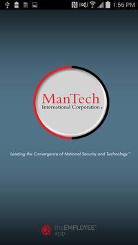 ManTech Now App poster