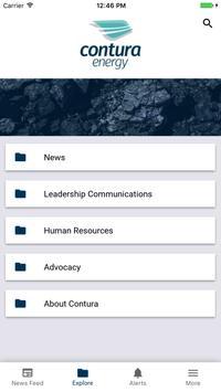 Contura Energy App screenshot 1