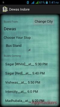 Dewas Indore easyGO poster
