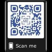 Scan Me - QR Code Scanner & Generator icon