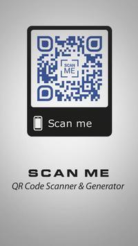 Scan Me - QR Code Scanner & Generator screenshot 1