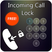 Incoming Call Lock icon