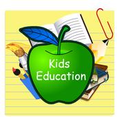 Kids Education Home Tutor Game icon