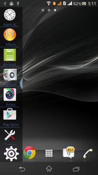 Side Bar captura de pantalla 7