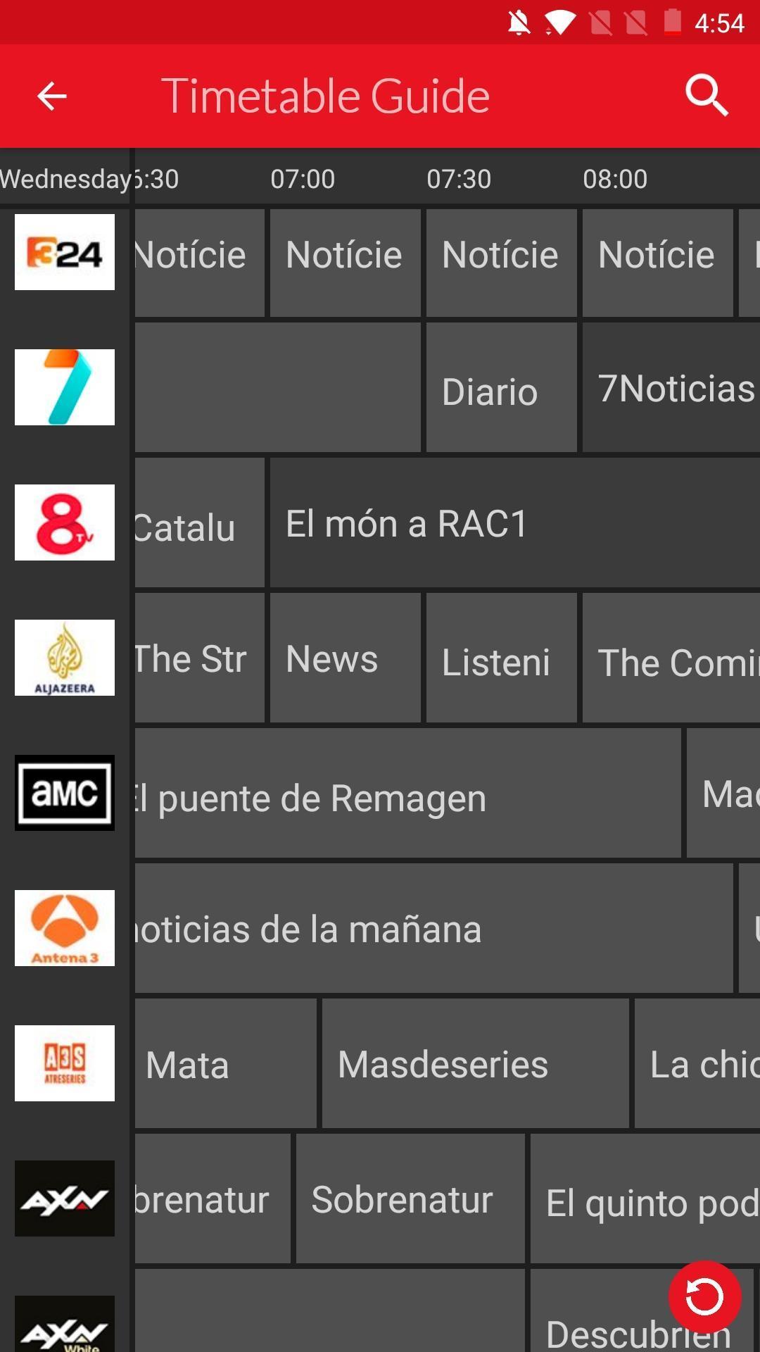 Antena 3 Spain