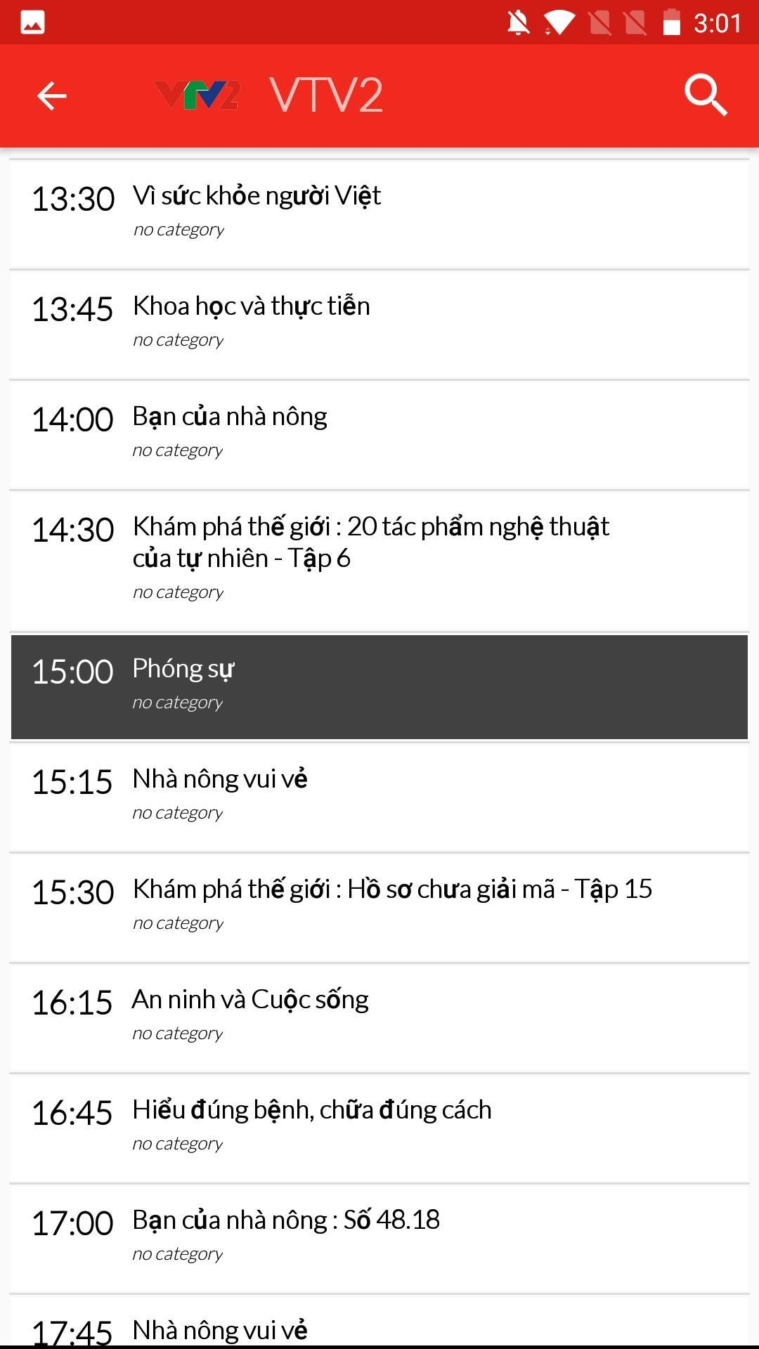 Vietnam Mobile TV Guide for Android - APK Download