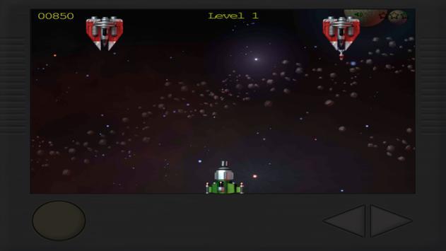 Space Warrior screenshot 1