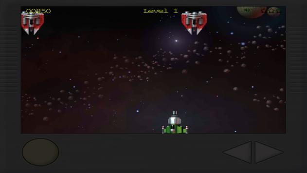 Space Warrior screenshot 2