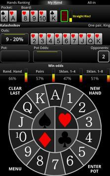 PrOKER: Poker Odds Calc FREE poster