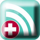 Health Feeds Reader icon