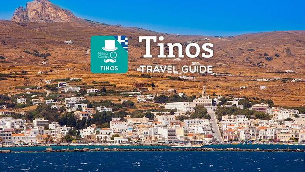 Tinos Travel Guide, Greece poster