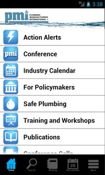 PMI Plumbing Manufacturers Int apk screenshot