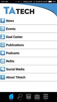 TAtech Connect apk screenshot