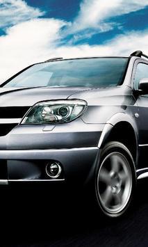 Wallp HD Mitsubishi Outlander screenshot 1