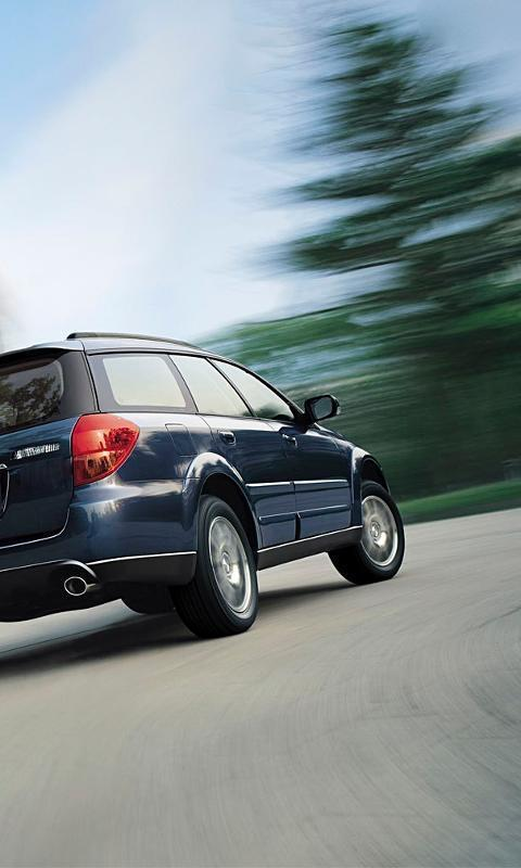 Wallpaper HD Subaru Outback Poster