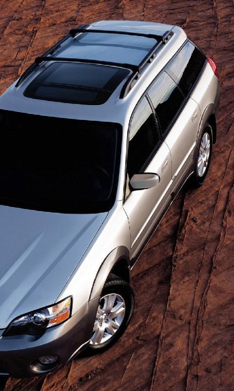 Wallpaper HD Subaru Outback Poster Apk Screenshot
