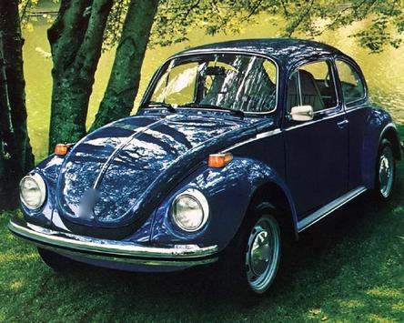 Wallpaper HD Volkswagen Beetle screenshot 3