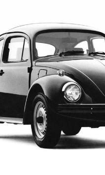 Wallpaper HD Volkswagen Beetle poster