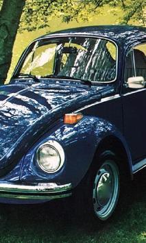 Wallpaper HD Volkswagen Beetle screenshot 2