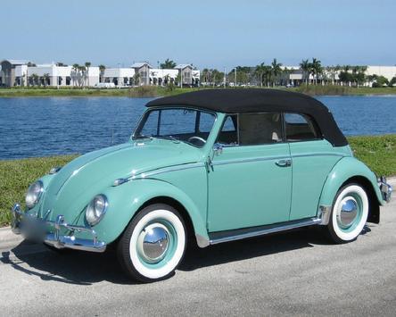 Wallpaper HD Volkswagen Beetle screenshot 4