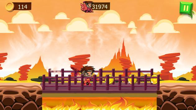 Saiyan World Adventure apk screenshot