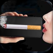 Virtual Cigarette Smoking (prank) icon