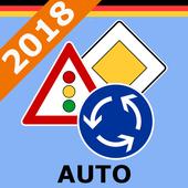 Auto - Führerschein icon