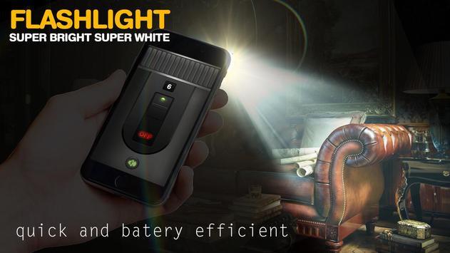 Flashlight Widget - Flashlight On Call and SMS screenshot 5