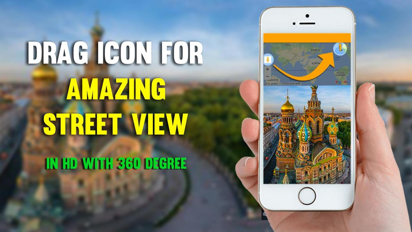 Live Street View World Map Maps And Directions For Android Apk