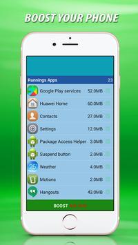 Super RAM Booster - Space Cleaner screenshot 10