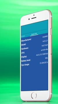 Super RAM Booster - Space Cleaner screenshot 6