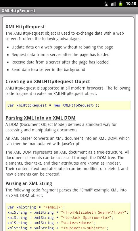 XML Pro Free for Android - APK Download