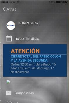 Kompasi CR screenshot 13