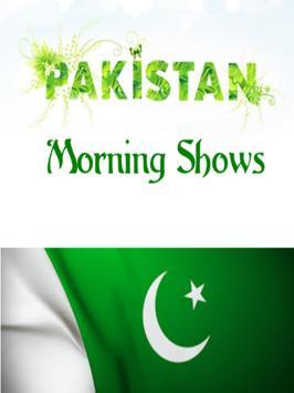 Pakistani Morning Shows Tube poster