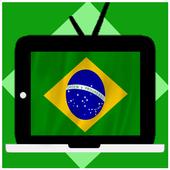 Brasil TV Online Go icon