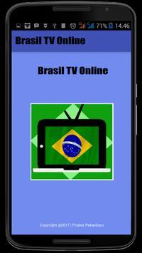 Brasil TV Online Go poster