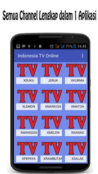 TV Online Indonesia Terbaru apk screenshot