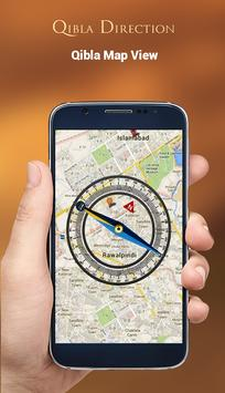 Qibla Direction Finder Compass screenshot 5