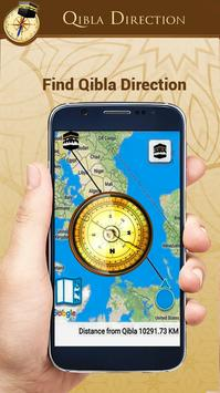 Qibla Direction Finder Compass screenshot 6