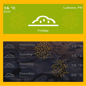 MobiWeather - free android app icon
