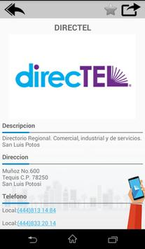 direcTEL apk screenshot
