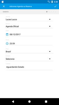Agenda Oficial screenshot 4