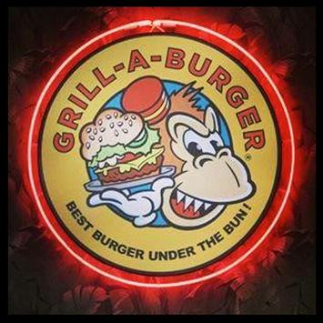 Grill-A-Burger poster
