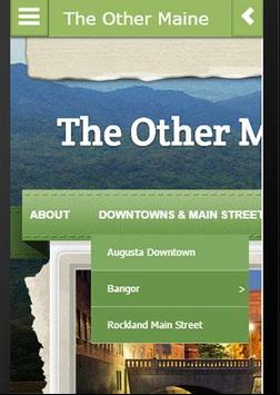 The Other Maine apk screenshot