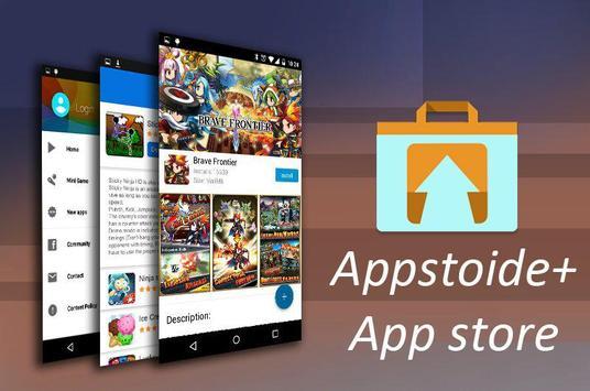 appśtoidé plus screenshot 1