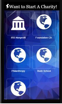 I Want to Start A Charity screenshot 2