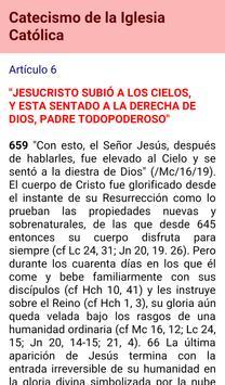 Enseñanza Cristiana Ascensión poster