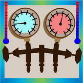 HVAC Superheat Calculator icon