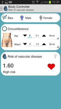 Body Controller apk screenshot