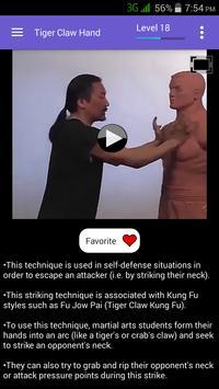 Hapkido Videos - Offline apk screenshot